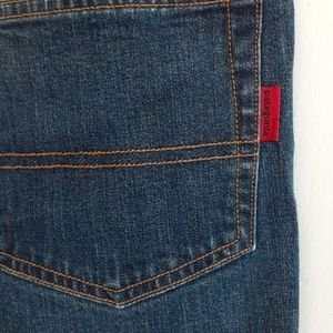 Patagonia mens jeans button fly organic cotton